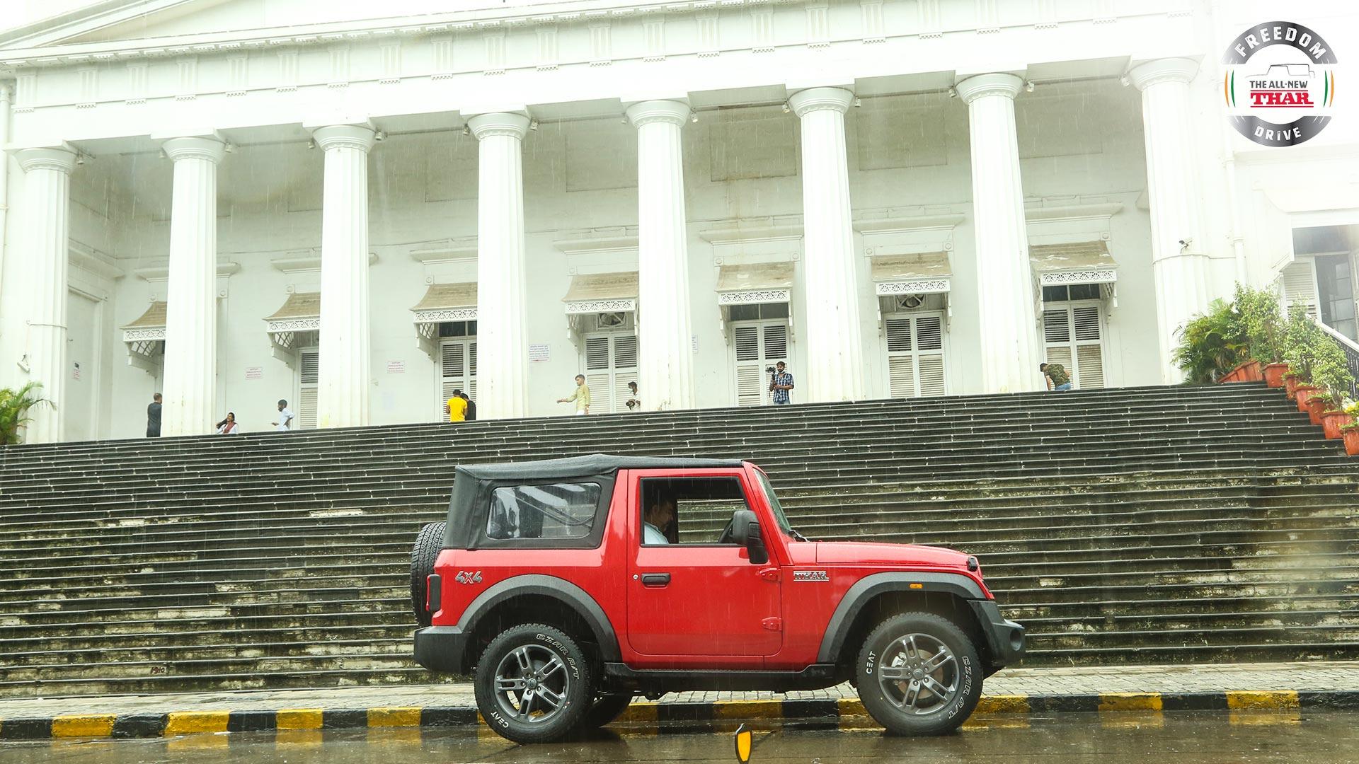 Freedom Drive, Mumbai
